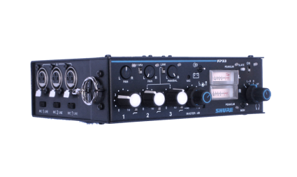 Shure FP-33 Mixer