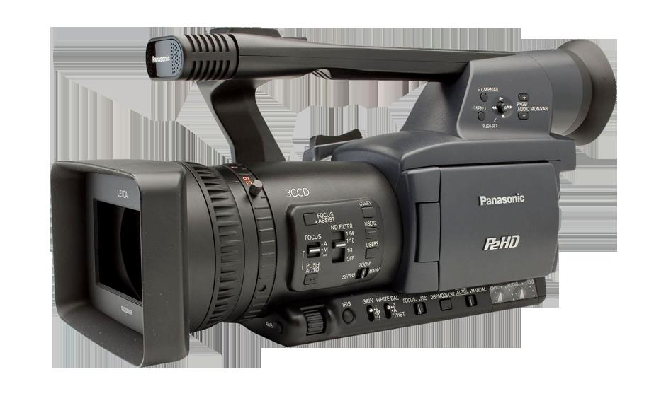 Panasonic HPX-170 Camera   Production Gear Rentals