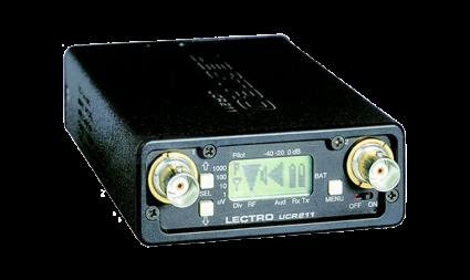 Lectrosonics 211D Wireless Receiver