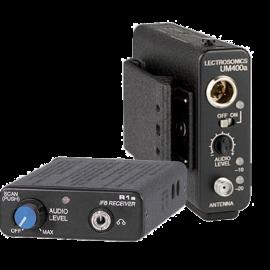 Lectrosonics UM400/R1A IFB System